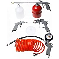Kit de pistola de pintura de aire 5