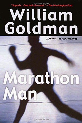 Book cover from Marathon Manby William Goldman