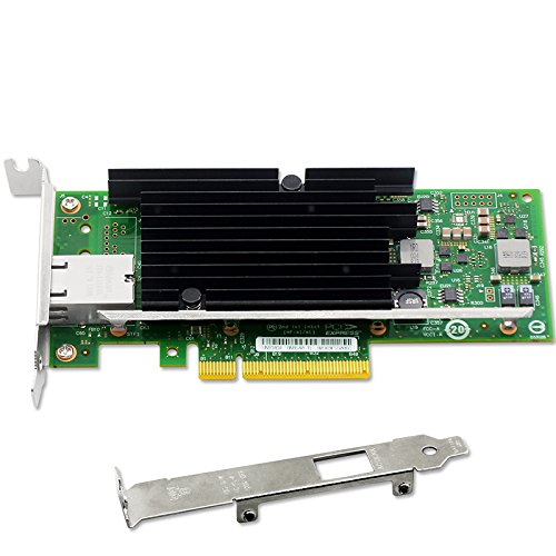 Macroreer for Intel 10GbE Ethernet Converged Network Adapter X540-T1 NIC, Single Copper RJ45 Port, PCI Express 2.1 X8 by Macroreer (Image #5)