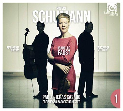 Schumann : les enregistrements sur instruments d'époque 51wcRrVBEZL