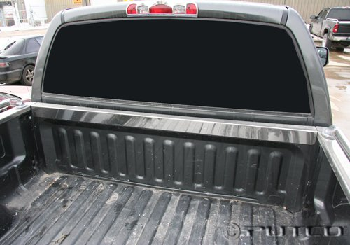 Putco 51133 Stainless Steel Front Bed Protector (Protectors Putco Front Bed)
