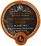 Harney and Sons Hot Cinnamon Spice Tea Capsules, 24 Count
