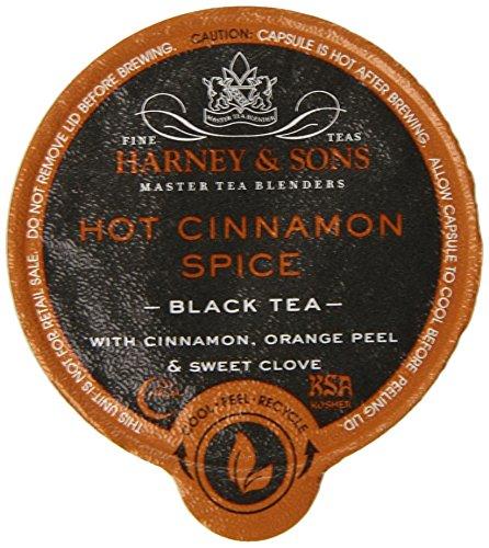 Harney Sons Cinnamon Spice Capsules