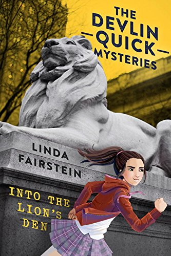 Into the Lion's Den (Devlin Quick Mysteries, The)