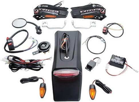 2004 Tusk Motorcycle Enduro Lighting Kit Fits Honda XR400 1996