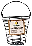 Harris Farms Coated Wire Egg Basket, Small