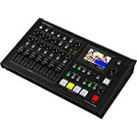Roland VR-4HD All-in-one HD AV Mixer with Built-in USB 3.0 for WEB Streaming and Recording