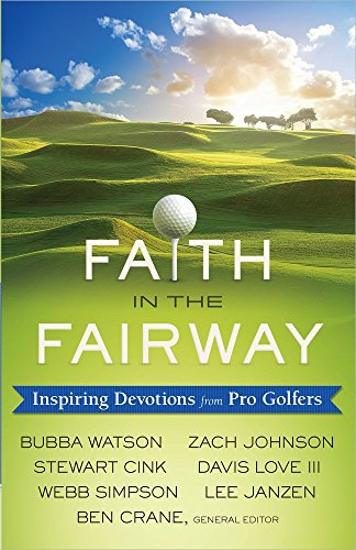 Athlete Golf - Faith in the Fairway: Inspiring Devotions from Pro Golfers