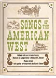img - for Songs of the American West book / textbook / text book
