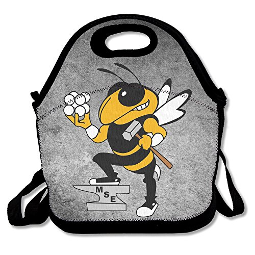 Hit Ebay Costume Girl (Bakeiy Sly & The Family Stone Lunch Tote Bag Lunch Box Neoprene Tote For Kids And Adults For Travel And Picnic)