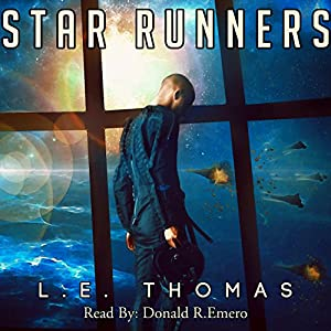 Star Runners Audiobook