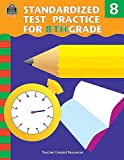 Standardized Test Practice for 8th Grade, Charles J. Shields, 1576906833