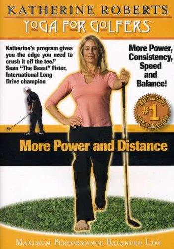 Yoga for Golfers: More Power & Distance