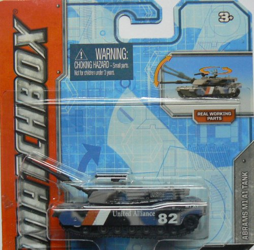 Used, Matchbox Abrams M1 A1 Tank for sale  Delivered anywhere in USA