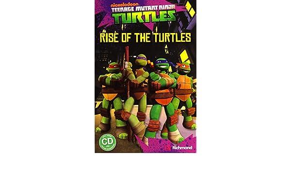 Teenage Mutant Ninja Turtles: Rise of the Turtles Popcorn ...