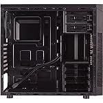 Corsair-CC-9011075-WW-Carbide-Series-100R-Windowed-Mid-Tower-ATX-Computer-Case-Black