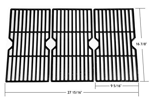 Mr Kan Grill Grid Grates Replacement For Charbroil