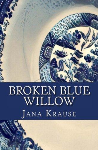Broken Blue Willow