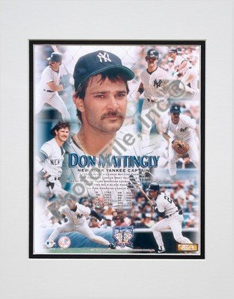 Don Mattingly, New York Yankees