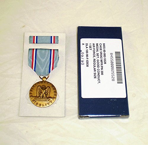 - Vanguard FULL SIZE MEDAL: AIR FORCE GOOD CONDUCT