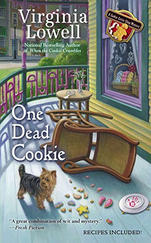 One Dead Cookie (A Cookie Cutter Shop Mystery)]()