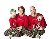 Best Christmas Family Pajamas - Mornbaby Christmas Family Pajamas Set Daddy Mommy Boys Review