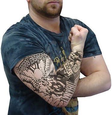 WS mangas del tatuaje del desigh mangas del brazo del deporte de ...