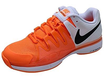 Amazon.com | Nike Zoom Vapor 9.5 Tour Tart/Black/White/Black Women\u0027s Tennis  Shoes | Tennis \u0026 Racquet Sports