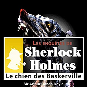 Le chien des Baskerville (Les enquêtes de Sherlock Holmes 56) Audiobook