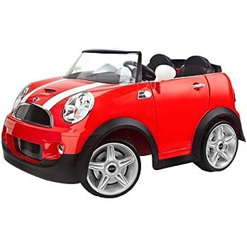 Kid Trax Mini Cooper V Electric Car