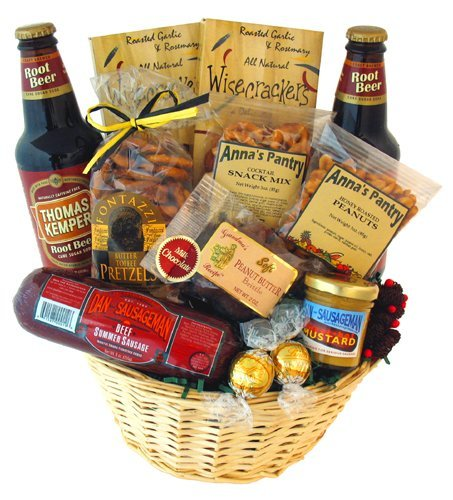 Northwest Sampler Gift Basket (Wine Gift Baskets Seattle)