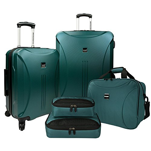 us-traveler-skyscraper-5-piece-hardside-luggage-set-turquoise