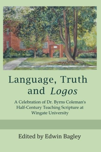 Language, Truth and Logos by Righter Publishing Company, Incorporated