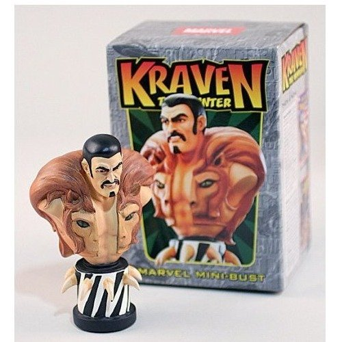 Bowen Designs Mini Bust (Kraven The Hunter Mini Bust by Bowen Designs)