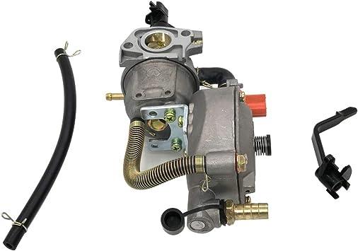 Cancanle Vergaser Doppelkraftstoff Umwandlungs Ausrüstung Für Honda Gx160 Gx200 2kw 3kw Generator Lpg Cng Benzin Doppelkraftstoff Vergaser Baumarkt
