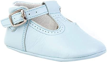 Patucos Pepitos para Bebé Todo Piel, mod.247. Calzado infantil Made in Spain, Garantia de calidad.