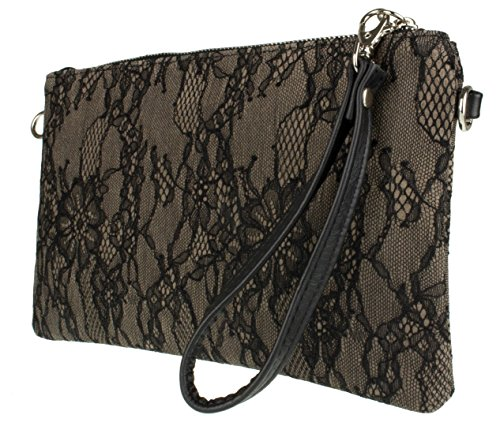 Girly Handbags - Cartera de mano Mujer caqui