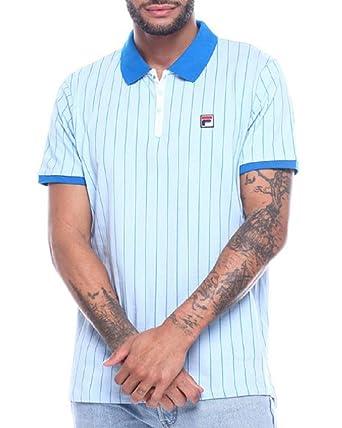 1fb60f64b97b Fila Men s BB1 Polo Shirt at Amazon Men s Clothing store