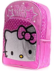 Sanrio Hello Kitty Large Backpack 16 Pink Color