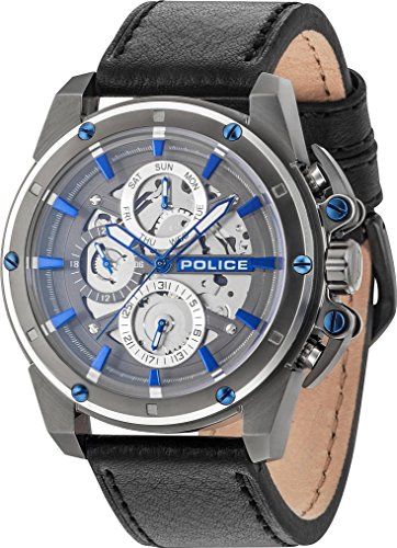Police SPLINTER PL14688JSUS.13 Mens Wristwatch Design Highlight