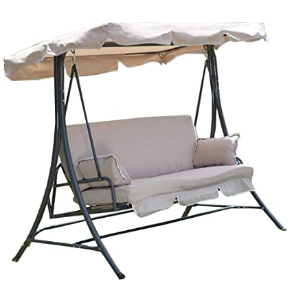 Amazon.com  Replacement Swing Canopy - Small Size  Outdoor Canopies  Garden u0026 Outdoor  sc 1 st  Amazon.com & Amazon.com : Replacement Swing Canopy - Small Size : Outdoor ...