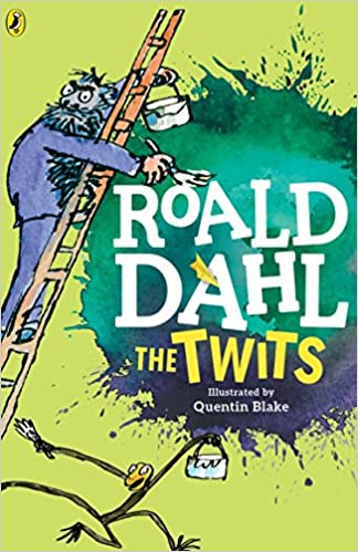 Image result for The Twits book cover