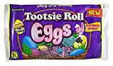 #4: Tootsie Roll Eggs Easter Candy Basket Filler 7.5oz