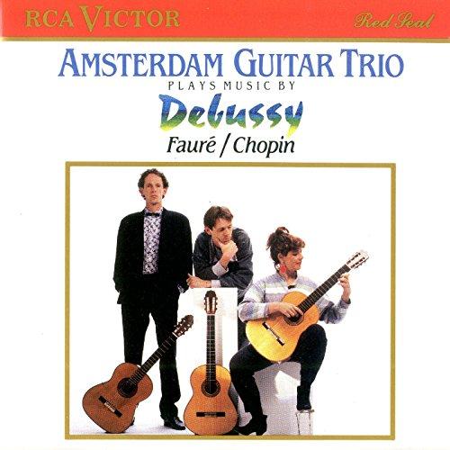 - Amsterdam Guitar Trio : Debussy: Suite Bergamasque; Petite Suite / Faure: Dolly, Op. 56 / Chopin: Rondo in C, Op. 73
