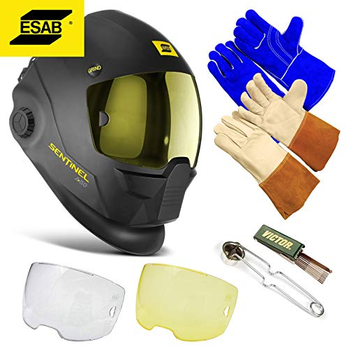 Esab Sentinel Automatic Welding A50 Helmet Hood, Part# 0700000800 - Brand New, Not In Original Packaging - Full Manufacturer's Warranty by ESAB (Image #7)