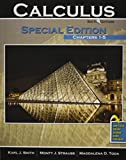 Calculus : Special Edition: Chapters 1-5, Smith, Karl J. and Strauss, Monty J., 146522923X