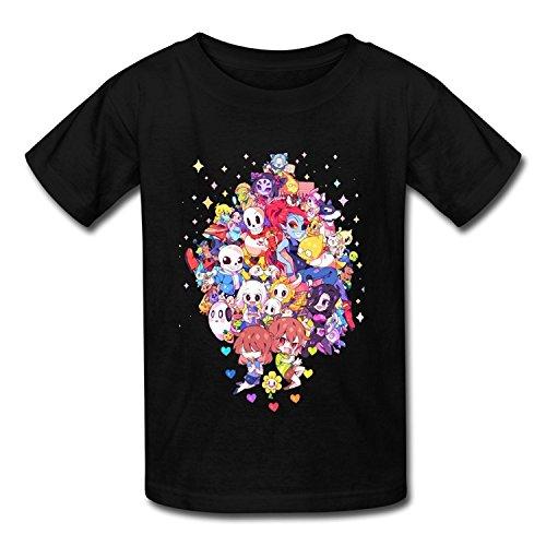 Pusadd Undertale All Characters Heats Determination Mens Generic T-Shirt