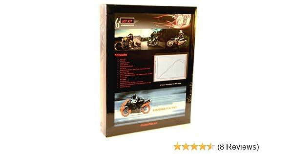 Yamaha 450 450cc Rhino UTV Custom Performance Carburetor Carb Stage 1-7 Main Pilot Jet Kit
