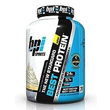 BPI Sports Best Protein Advanced 100% Protein Formula, Vanilla Swirl, 5 Pounds
