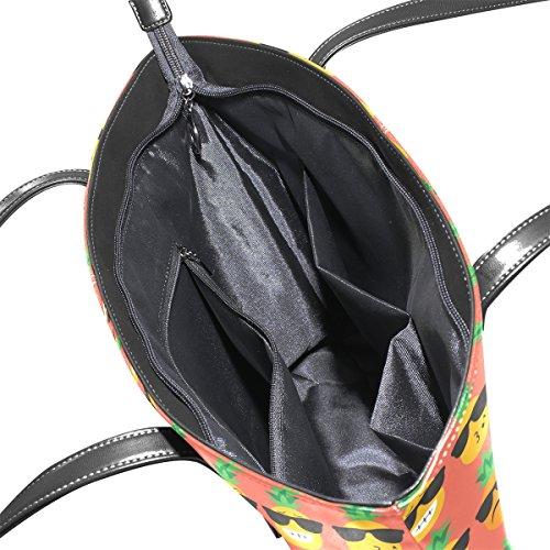 pour femme Cabas unique LIANCHENYI multicolore taille Z0HnPWgP